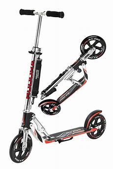 Hudora Scooter Big Wheel 205 - hudora big wheel rx 205 racing scooter roller size