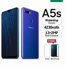 Oppo A5s Blue 3gb 32gb Bisa Bayar Melalui Kartu Credit