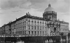 Reconstruction Of The Berlin City Palace Stadtschloss