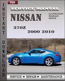 download car manuals pdf free 2009 nissan 370z nissan repair service manual pdf page 6