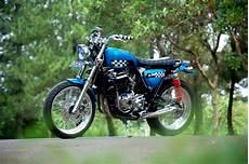 250 Modif Japstyle by 250r Bergaya Japstyle Gilamotor