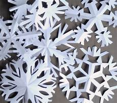 Tinker Snowflakes Craft Ideas In Winter
