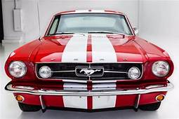 1965 Ford Mustang Fastback AC Shelby Stripes Automatic For
