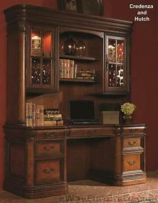 desk with credenza vineyard credenza desk with hutch office computer wood