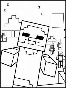 Malvorlagen Minecraft Id Minecraft Coloring Book マインクラフト ぬり絵 クラフト