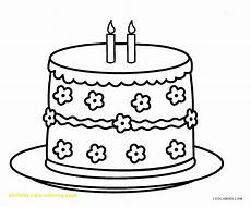 Malvorlagen Cake Cake Coloring Pages At Getdrawings Free