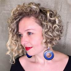 naturally curly bob hairstyles 60 styles and cuts for naturally curly hair in 2019