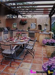 Terrasse Dekorieren Ideen - patio decorating ideas photos decorating ideas