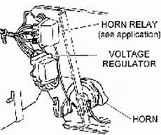 Horn System 183 1963 67 Catalog 183 Chicago Corvette