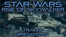 all the ships new wars ix trailer breakdown