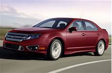 2012 ford fusion sport specs