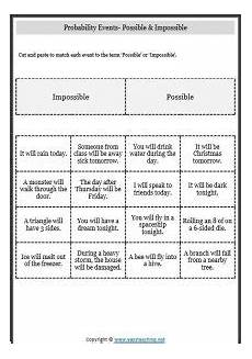 probability worksheets stage 3 5885 chance and probability worksheets activities easyteaching net