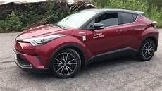 essai toyota chr hybride 2018 toyota c hr hybrid 2018 test drive