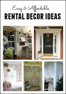 Decorating Ideas For A Rental by How To Make That Rental House Into A Home 10 Decorating