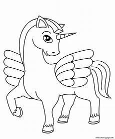Malvorlagen Wings Unicorn Special Needs Coloring Pages Learny