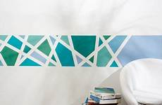 Wandgestaltung Streifen Ideen Bilder - muster wand selber malen suche walls painting