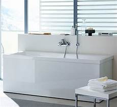duravit vero ended bath with two backrest slope