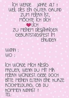 Einladung Kindergeburtstag Text Ideen - cupcake einladungskarten diy
