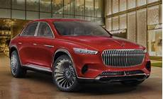new maybach concept is some sort of electric sedan suv mashup