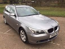 2006 Bmw 520d Se 2 0 Touring Diesel Automatic Estate In