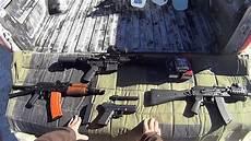 10mm vs 5 45 5 56 barrels can a handgun match an