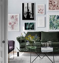 poster für wohnzimmer gallery wall for the living room inspiration for the