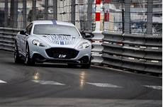 Aston Martin Rapide E Makes Appearance At