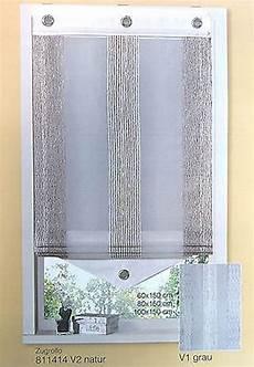 raffrollo weiss zugrollo raffrollo wei 223 braun v2 60 x 150 cm