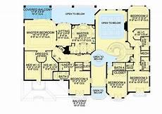 2 story mediterranean house plans two story luxury mediterranean home plan 32066aa