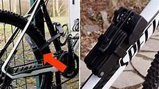 Fahrradschloss Faltschloss Quot Defender Mxx Quot Camden