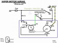 1960 Impala Wiper Motor Wiring Diagram Wiring Diagram