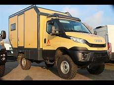 Cers 4x4 Globetrotter Iveco Daily 4x4