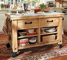 Kitchen Island On Wheels Plans by Rustic Kitchen Island On Wheels
