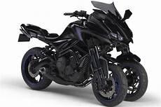 Concept 3 Roues Yamaha Mwt 09