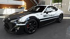 toyota 86 initial d gt86 initial d style initiald