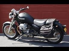 Moto Guzzi Jackal Exhaust Sound And Burnout Compilation