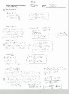trig identities worksheet pdf briefencounters
