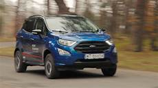 ford ecosport 2018 test ford ecosport 1 0 ecoboost 125 km st line 2018 test