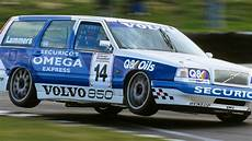 volvo race volvo s 850 wagon racer was all sorts of two wheeling