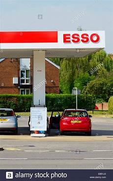 Esso Service Station Photos Esso Service Station Images