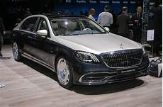 maybach s klasse mercedes maybach s class facelift due on roads this august