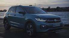 2020 vw t cross drive test review