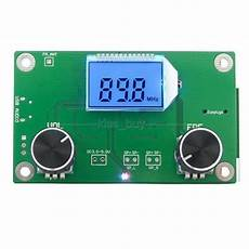 digital radio receiver test dsp pll digital stereo fm radio receiver module 87