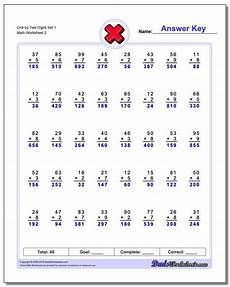 easy multiplication worksheets for 3rd grade 4959 digit