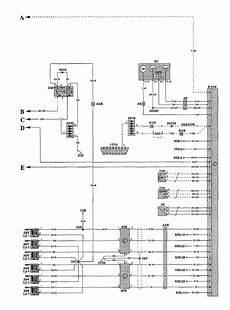 1998 volvo s90 engine diagram 1998 s90 volvo fuel system wiring diagram