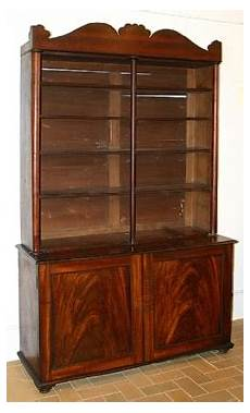 an important early colonial australian cedar bookcase provenanced to dorothea mackellar c 1840