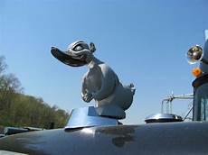 rubber duck ornament on quot convoy quot mack rs700l at museu