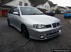 used 2002 seat ibiza 20vt cupra for sale in vale of