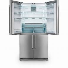 rangemaster rsxs18ivc sxs side by side american style fridge freezer ivory appliances direct