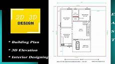 vastu house plans east facing house 28x 39 house plans east facing with vastu 2019 youtube